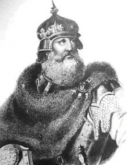 Grand Duke Kestutis (1297-1382)