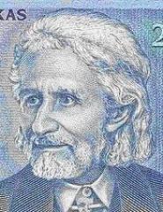 """Vilius """"Vydunas"""" (1868-1953)"""